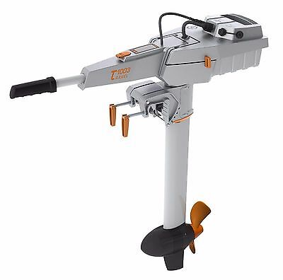 Torqeedo 1003L Long Shaft Electric outboard Motor with integrated battery