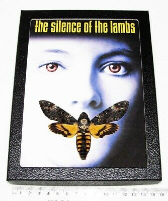 Real Framed Silence Of The Lambs Death's Head Moth Poster Acherontia Atropos