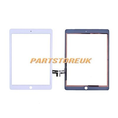 White Touch Screen Digitizer Replacement Part For Apple iPad Air UK Ship