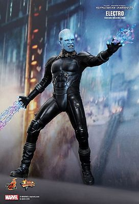 Hot Toys 1/6 Marvel The Amazing Spider-Man 2 Mms246 Electro Action Figure