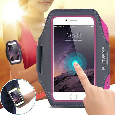 Sports Armband Gym Running Jogging Case Workout Arm Holder For Verious Phones