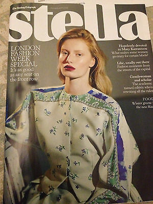 NEW STELLA Magazine STEPHANIE HALL THE GENTLEWOMAN NORMAN PARKINSON CECIL BEATON