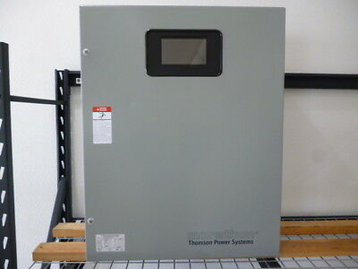 THOMSON POWER SYSTEMS Standby Generator Automatic Transfer Switch ATS 250a 600v