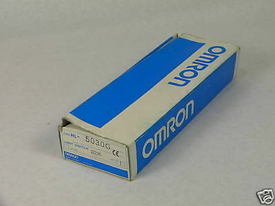 Omron HL-5030G LIMIT SWITCH 2721RC  NEW