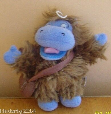 Collectible Stuffed Figure CHEWBACCA STAR WARS Hippo Maxi Kinder Surprise 2002