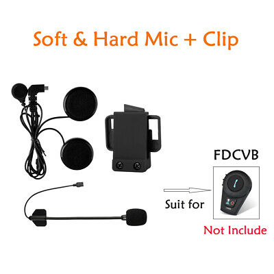 Freedconn Headset Speaker Accessory for Bluetooth Motorcycle Intercom Interphone