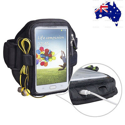 Premium Trackpouch Sports Gym Jogging Exercise Running Armband 4 iPhone Samsung