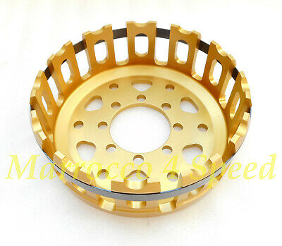 Ducati Monster S4 916 S2R 1000 S4R 996 S4RS 998 Kupplungskorb Alu Clutch basket