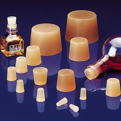 SILICONE BUNG - Solid Bung, Rubber Bung, Bungs, Cork, Stopper, Rubber Plug