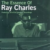 THE ESSENCE OF RAY CHARLES NEW 2 CDset 50 Greatest Hits, Best Of