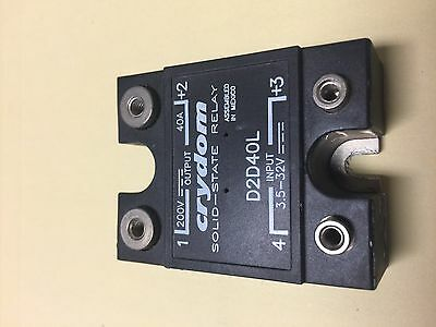 Crydom Solid State Relay D2D40L