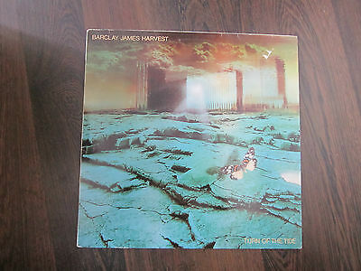 LP - Barclay James Harvest - Turn of the Tide