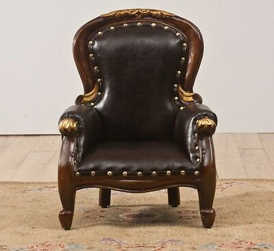 Luxury Baby Sofa Toddler Antique Style Furniture Kids Room Couch Arm Chair