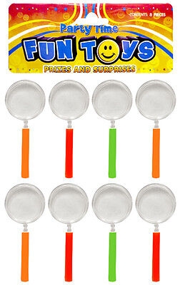 Kids Toy Magnifying Glass Toys, Christmas & Party Bags Stocking Fillers Presents