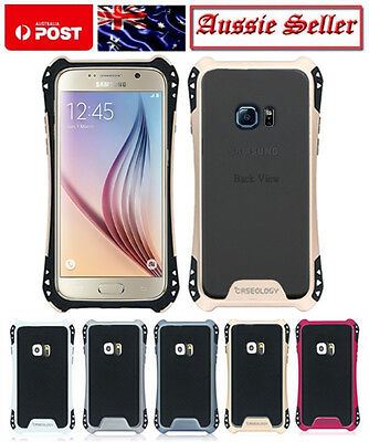 Bumper Shockproof Tough Heavy Duty Armor Case Cover For Samsung Galaxy Note 4 5