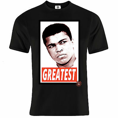 "Boxing legend ""Ali"" sports olympic iconic heavy weight champ design T Shirt"