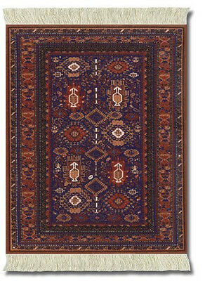 Mouserug Mouse Pad The Timuri Timur Taimuri Rugs 19Th Century Baluch Mkt-1 New
