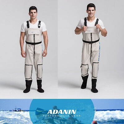 Easter  sales 50% off!  waders Breathable  Fishing iWader with Stocking Foot