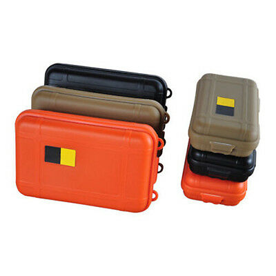 Sealed Box  Shockproof Waterproof Box Outdoor Against Pressure  Tool  Small