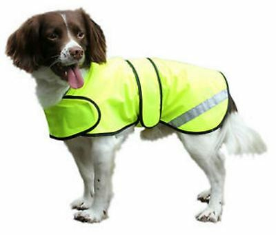 Cosipet Hi Viz Dog Safety Coat