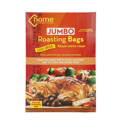 Tala Large Jumbo Basting Joint Meat Joints Turkey Chicken Roasting Cooking Bags