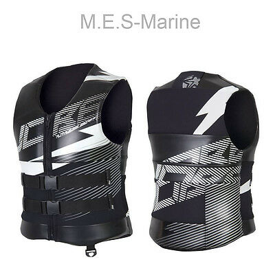 Jobe Ruthless Series BackSupport Vest Mens Buoyancy Aid Jetski Wakeboard REDUCED