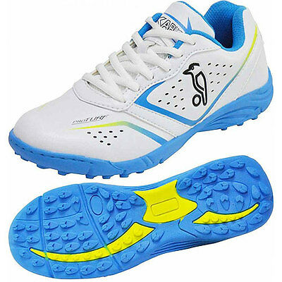 Kookaburra  Pro 215 Rubber Sole Junior Cricket Shoe - Size 4.  Free Delivery.