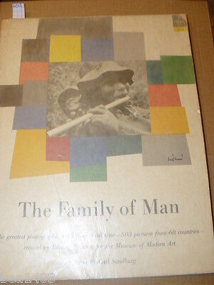 The Family of man The greatest photographic exhibition of all time 1955