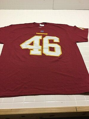 D4950 Size Xl Washington Redskins NFL TEE SHIRT APPAREL BRAND NEW