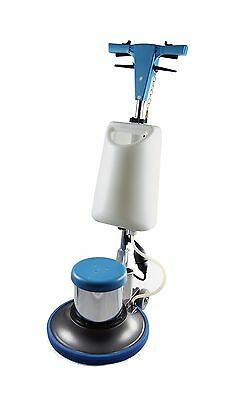 Industrial Floor Polisher Machine with (1 Tank + 2 Brushes + 1 Pad Holder )A-002