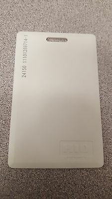 Hid Proxcard/clamshell Card  # 1326Lmsmv ( 1 Card Only)