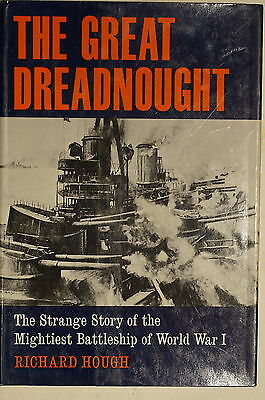 WW1 British Great Dreadnought Strange Story Mightiest Battleship Reference Book