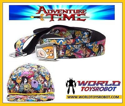 Adventure Time  CAPPELLO e CINTURA Belt Ufficiale BIOWORLD NUOVI DISPONIBILI.