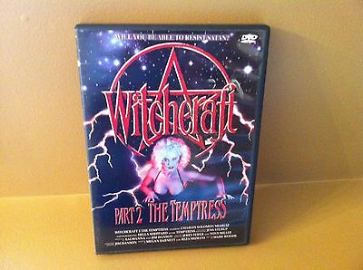 Witchcraft II: The Temptress (DVD, 1997)