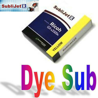 SAWGRASS SUBLIJET-R SUBLIMATION INK FOR RICOH GXe3300N / GXe7700N YELLOW (Y)