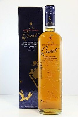 Johnnie Walker Quest Cask Conditioned Scotch Malt Whisky