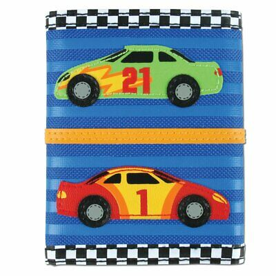 NEW Stephen Joseph Childrens Race Car Wallet Boy Kids Coin Money Purse
