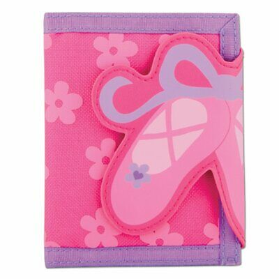 NEW Stephen Joseph Children's Ballet Wallet Girl Kids Coin Money Purse