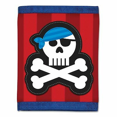 NEW Stephen Joseph Children's Pirate Wallet Boy Kids