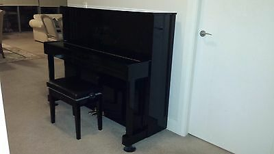 Kawai CX-21DP Upright Piano 121cm Ebony