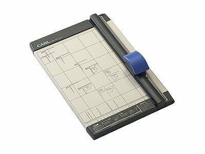 Carl Dc212 Paper Trimmer A4 10 Sheet Capacity