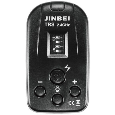 Jinbei Wireless Flash TRS Remote Trigger 2.4G for Jinbei Studio Flash #TRS2.4G-R