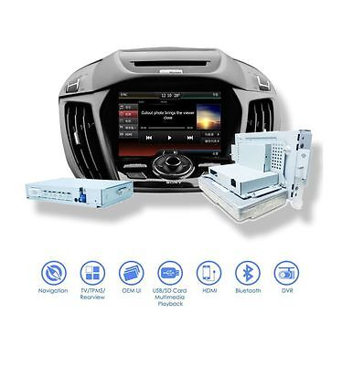 Ford SYNC2 - MyFord Touch upgrade sistema di navigazione GPS multimediale