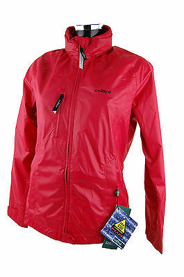 CHERVO Golf Damen Regenjacke AQUABLOCK Maybe rot gemustert 846 neu