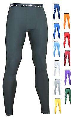 SUB Sports COLD Winter Kids Compression Tights - Thermal Base Layer