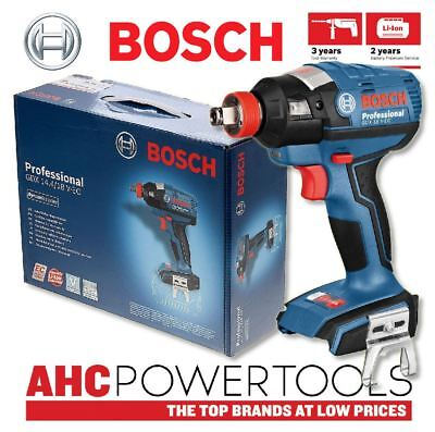 Bosch GDX 18V-EC 18V Cordless li-ion Brushless Impact Wrench/Driver (Body Only)