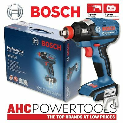 Bosch GDX18V-EC 18V Cordless li-ion Brushless Impact Wrench/Driver (Body Only)