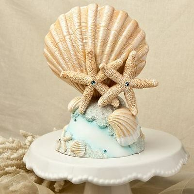 Life's A Beach Collection Wedding Cake Toppers