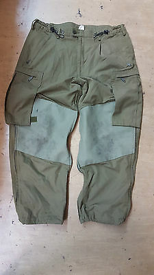 Original Olive Green  German Air Force Crew Flight Trousers Large/L