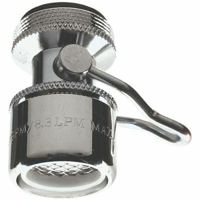 KITCHEN FAUCET Aerator with On-Off Switch CHROME